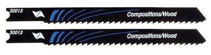 30013 U Shank 3-5/8-Inch 10TPI High Carbon Steel Jigsaw Blade