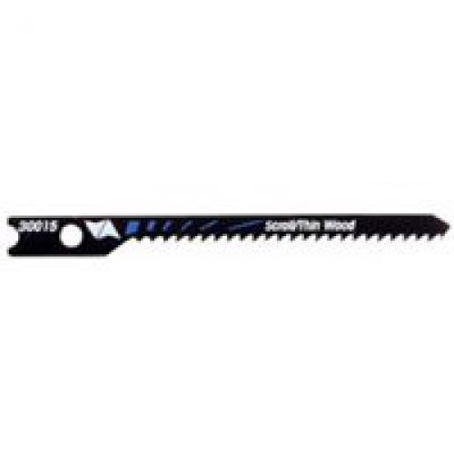 30015 U Shank 2-3/4-Inch 13TPI High Carbon Steel Jigsaw Blade