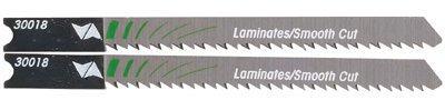 30018 U Shank 3-1/8-Inch 12TPI High Carbon Steel Jigsaw Blade