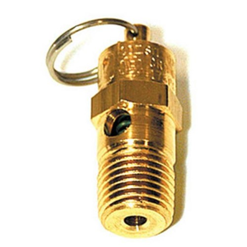 145 PSI Hi-Temp Rated Safety Valve