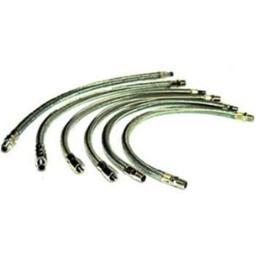 18in Stainless Steel Braid