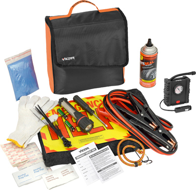104PC EMERGENCY ROAD KIT