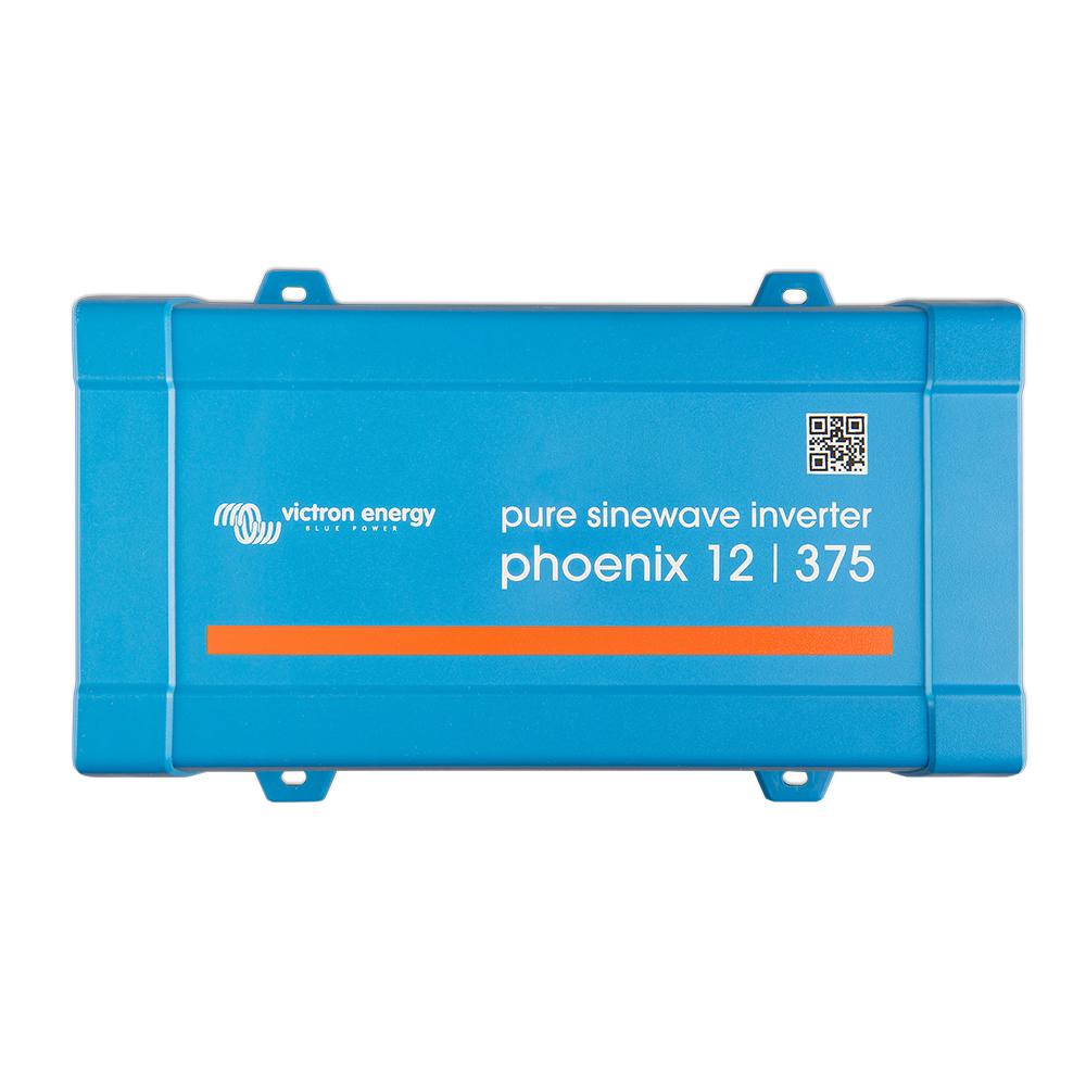Victron Phoenix Inverter 12 VDC - 375W - 120 VAC - 50/60Hz
