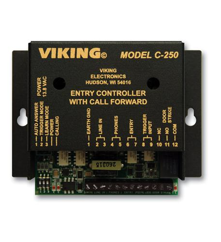 Entry Phone Controller and Call Router