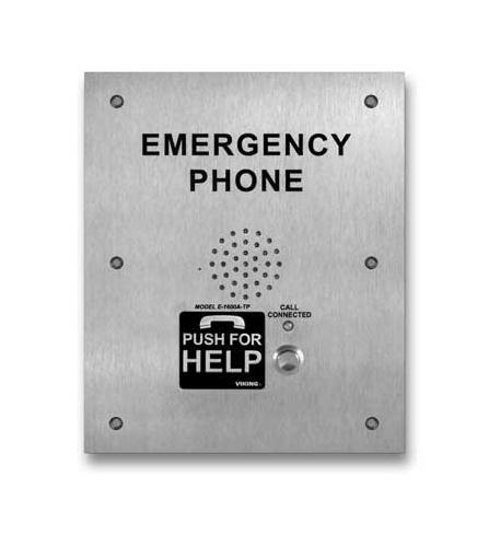 ADA Compliant Emergency Elevator Phone