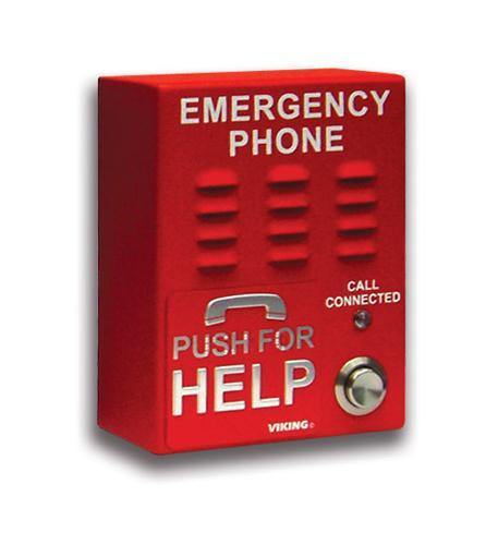 VoIP Handsfree Emergency Phone