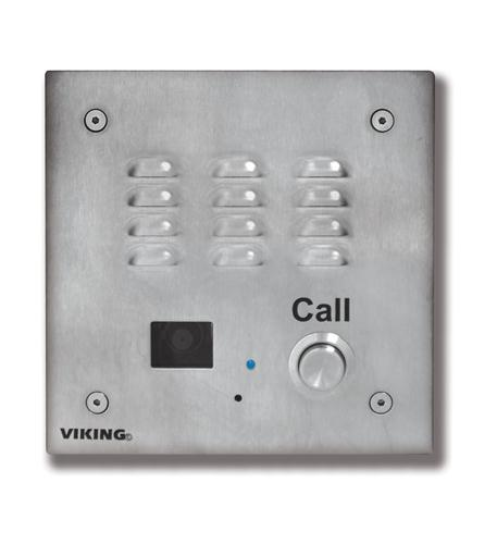 Doorbox with Color Video Camera