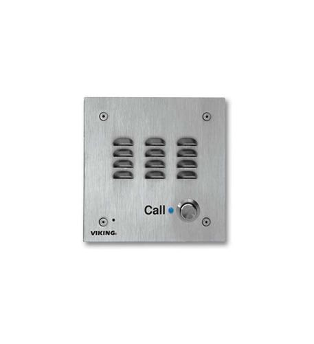 Mic Speaker Button Panel for IP Cameras