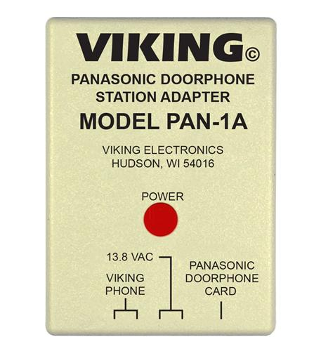 Panasonic Doorphone Interface