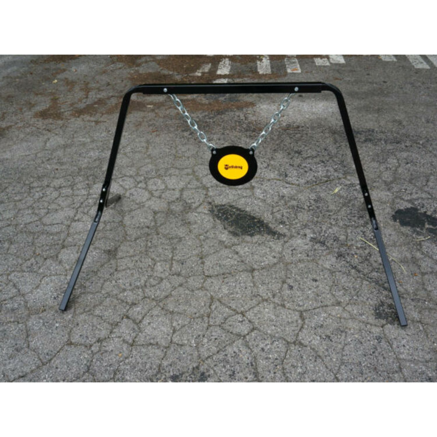 Viking Solutions 10 in Gong Target w Steel Stand