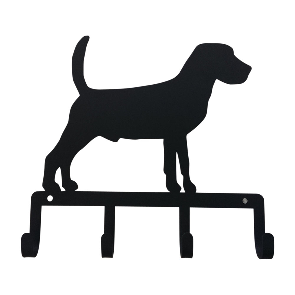 Village Wrought Iron Beagle - Key Holder