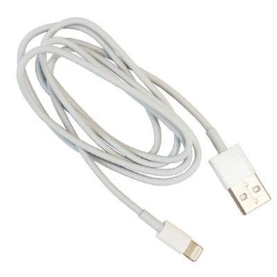 1M Lightning Cbl White not MFI