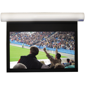 "Vutec Motorized Lectric 92"" Diagonal Screen"
