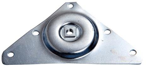 02755 TRIANGULAR TOP PLATE