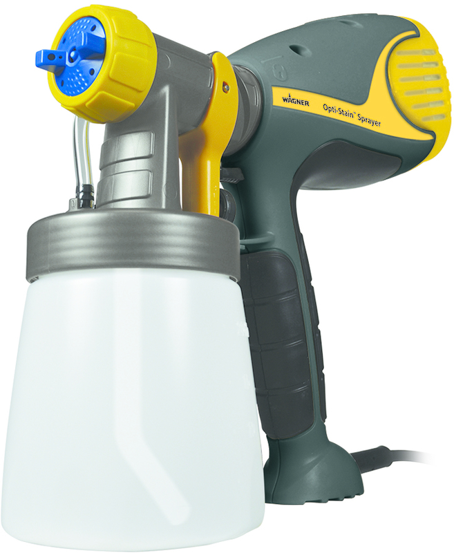 0529015 OPTI STAIN SPRAYER