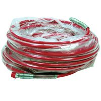 HOSE COVER 1000FT 4MIL CLEAR