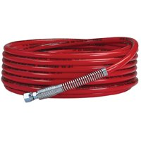 Wagner 316-505 High Pressure Hose, For Use With 3000 psi Airless Equipment, 1/4 in X 50 ft