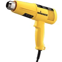 Wagner 0503040 Digital Corded Heat Gun, 120 V, 12 A, 1500 W, 250 - 1350 deg F, 6 ft