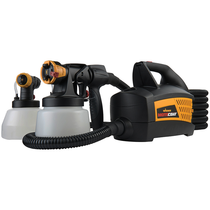 Wagner MotoCoat Complete Car & Truck Paint Sprayer.