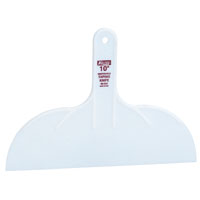 Wallboard 88-020 High Impact Taping Knife, 10 in W, Polystyrene Plastic, Reinforced