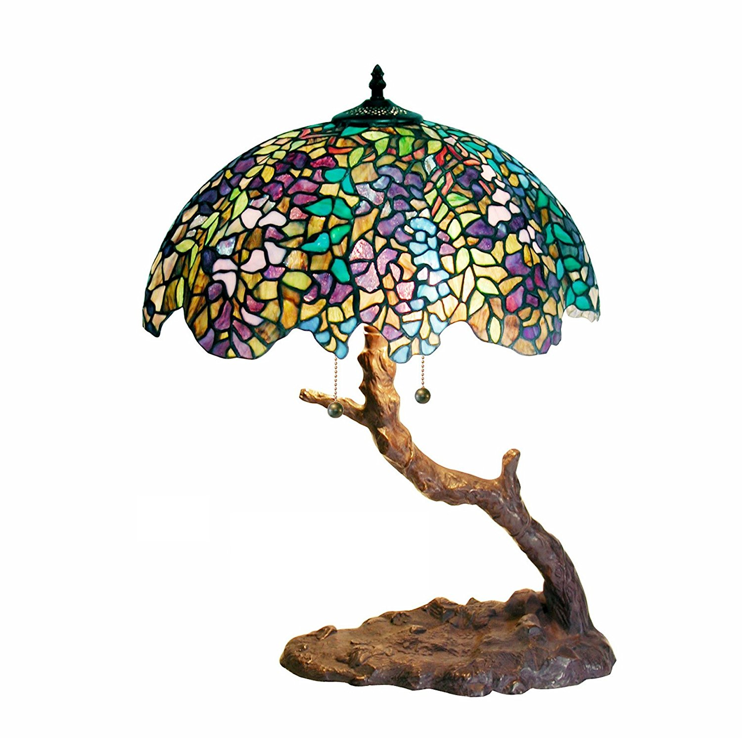 Famous Brand-Style Tree Lamp