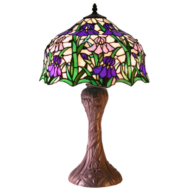 Famous Brand-Style Iris Table Lamp