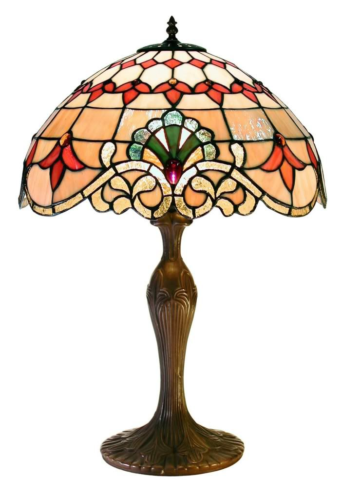 Famous Brand-Style Baroque Table Lamp