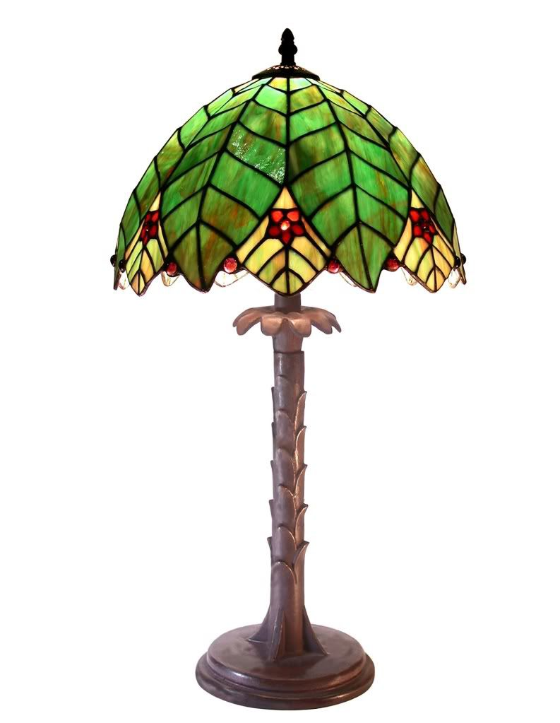 Famous Brand Style Tree Shape Table Lamp