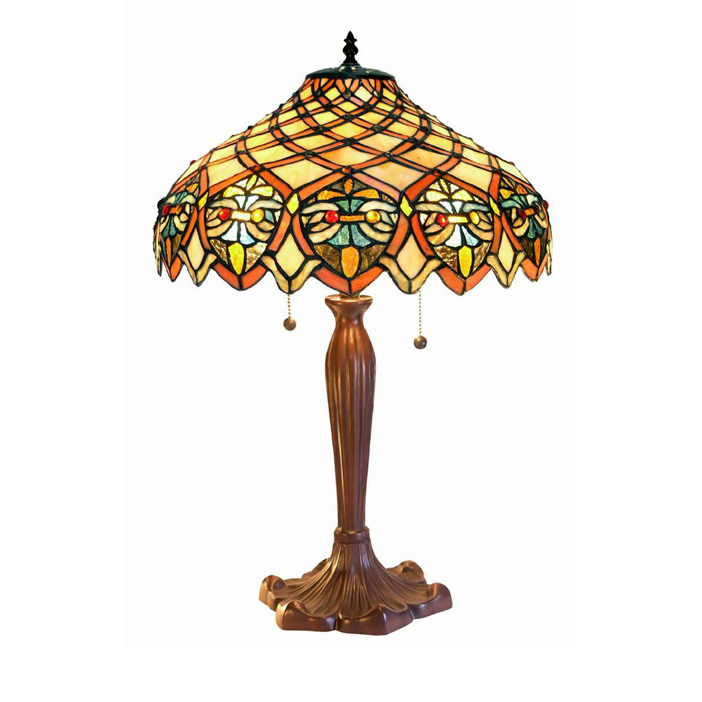 Famous Brand-Style Ariel Shade Table Lamp