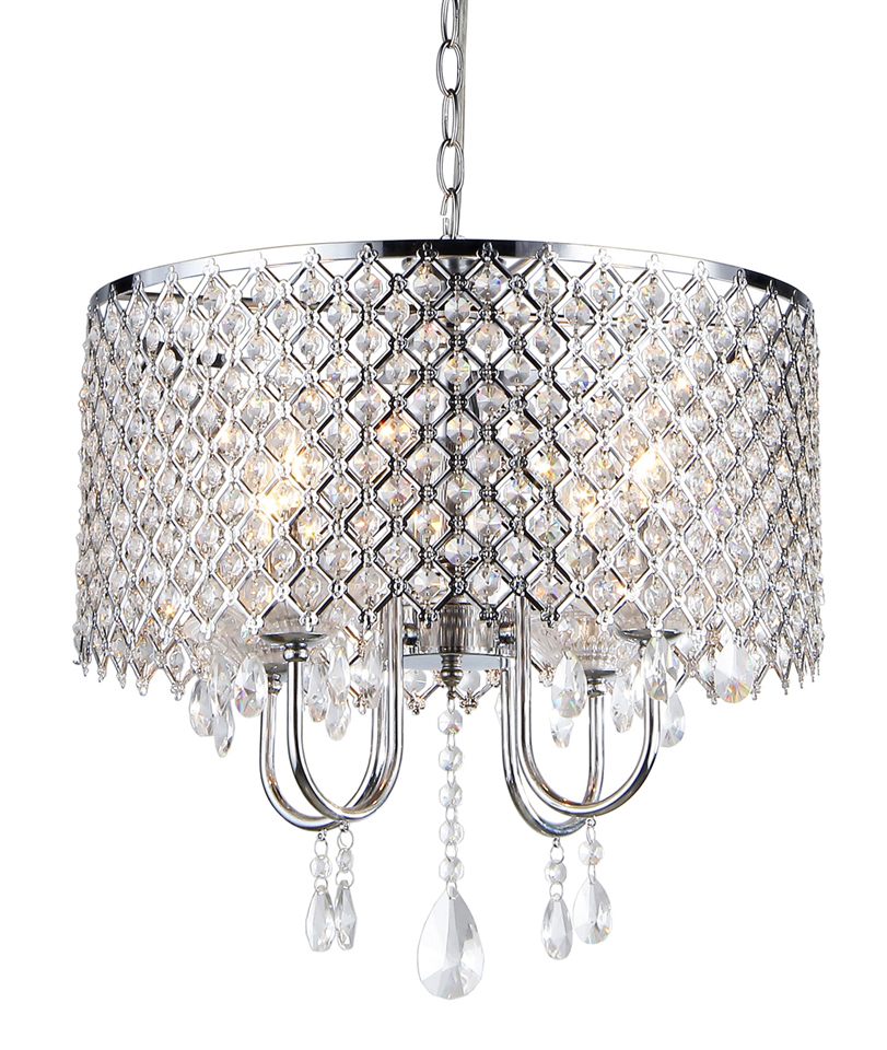 Angelina Crystal Chandelier