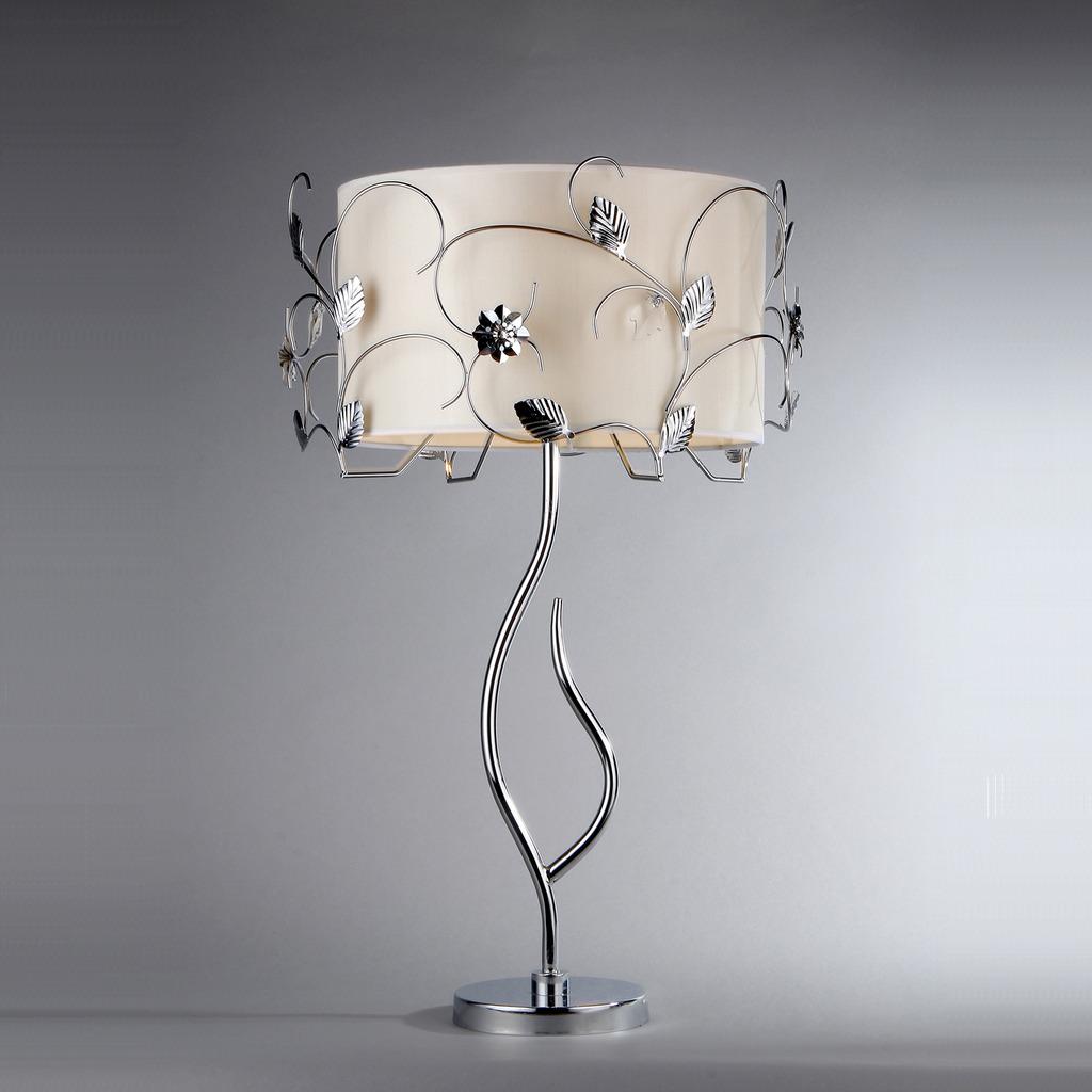 Majesta Crystal Table Lamp