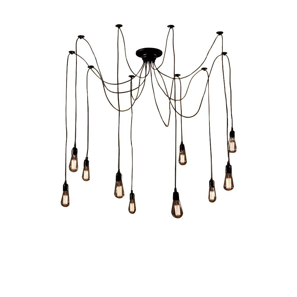 10-Bulbed Chandelier