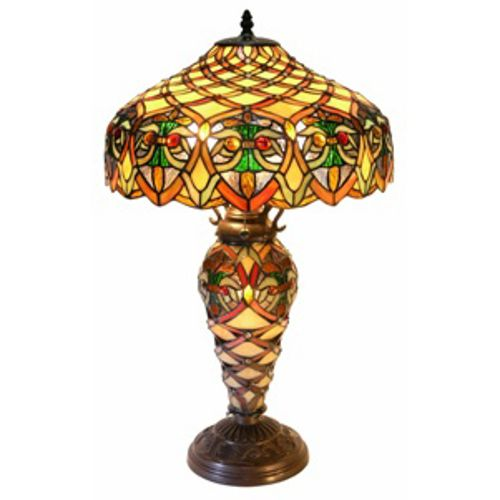 Tiffany Style Arielle Lamp