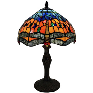 Warehouse of Tiffany Tiffany Style Tangy Dragonfly Table Lamp at Sears.com