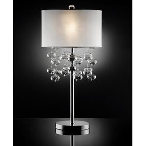 Belinda Crystal Table Lamp