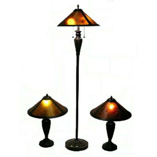 Mica Collection Lighting Set