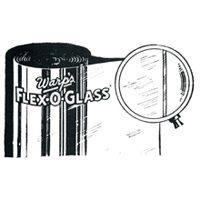 Flex-O-Glass NFG-3625 Original Top Quality Window Film, 4 mil T x 36 in W x 25 yd Roll L x Plastic