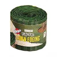 Wrap Brothers LE620G Lawn Edging Border, 6 in H X 20 Ft L, Green