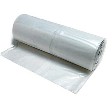 8.3 FEET X 200 2 MILLION CLEAR POLY-COVER POLYETHYLENE SHEETING