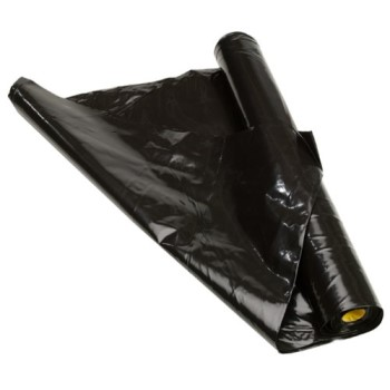 10 x 25 FEET BLACK CARRY-HOME COVERALL PLASTIC SHEETING