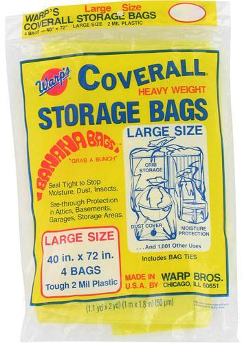 CB-40 40 IN. X72 IN. LG STORAGE BAG