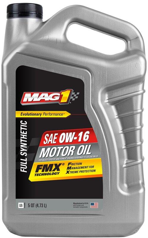 65834 QT 0W20 FSYN MOTOR OIL