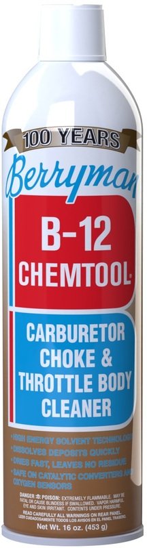 00117 16OZ SP CARB CLEANER