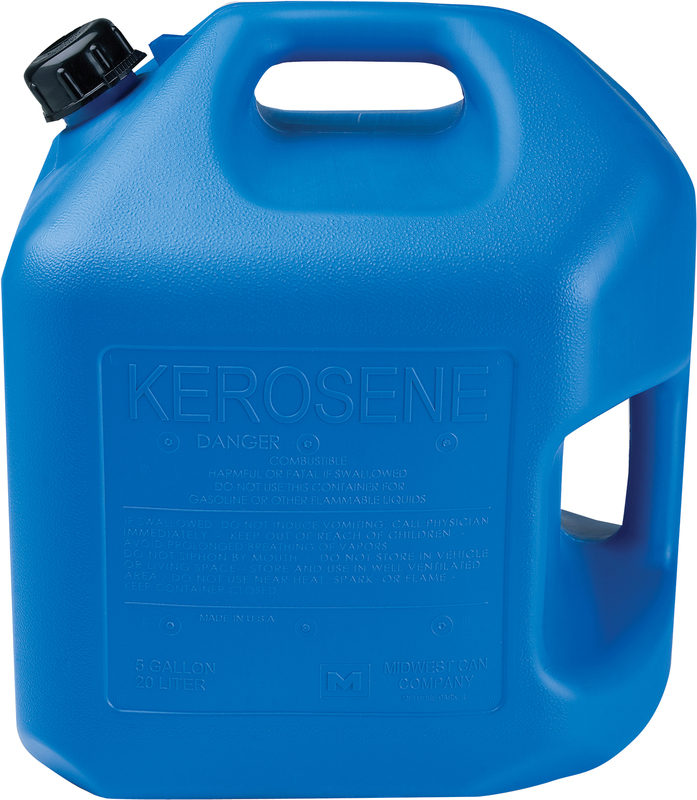 07600 5GAL KEROSENE CAN