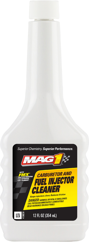 142 12OZ CARB&FUEL INJ CLEANER