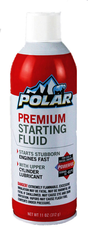 SF0082 11OZ STARTING FLUID