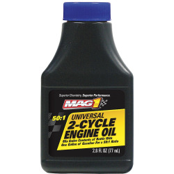 60179 2.6OZ UNIV 2CYCLE OIL