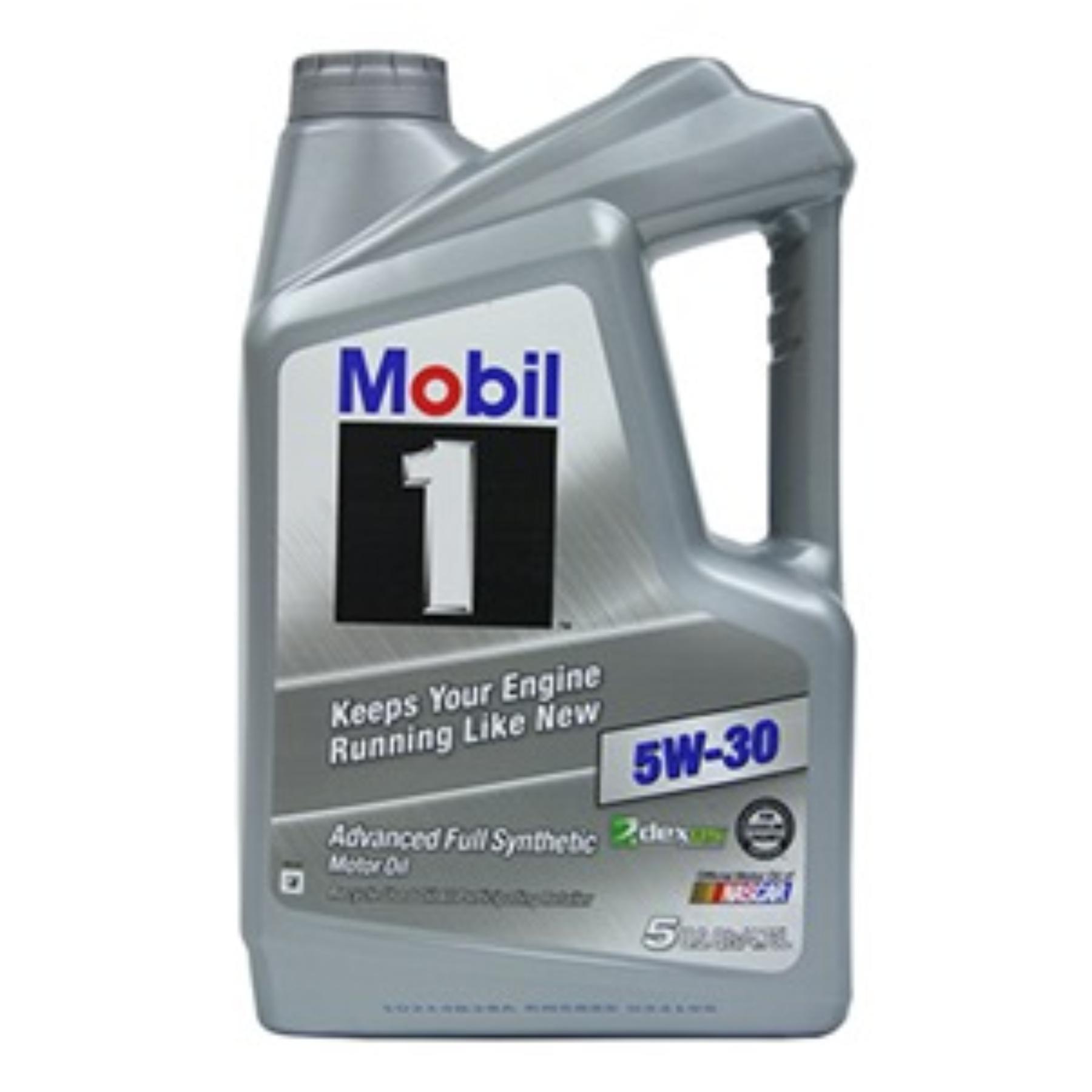 112799 5QT 5W30 MOBIL1 FSN OIL