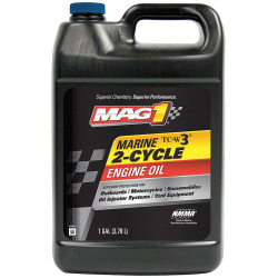 60136 1G MARINE 2CYCLE OIL