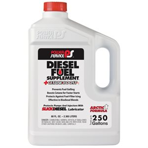 001080 80OZ DIESEL SUPPLEMENT